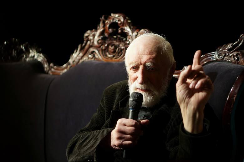 Strzemiński był bliski memu sercu i był pierwszym pedagogiem - wspomina Andrzej Strumiłło