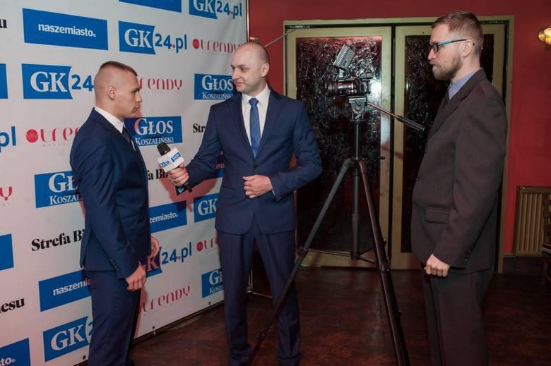W sobotni wieczór w koszalińskim Teatrze Variete Muza zorganizowana została specjalna gala, podczas której nagrody odebrali zwycięzcy plebiscytu Sportowy