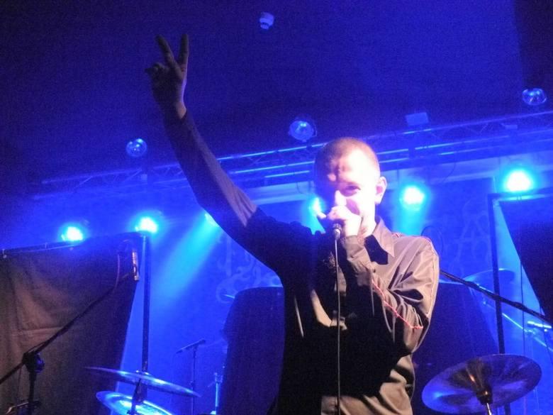 Koncert w Koszalinie - Blood Mantra Tour. Thy Disease