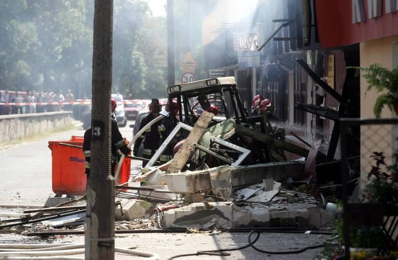 Zabił żonę i wysadził się w powietrze. Dzielnicą w Lublinie wstrząsnęła potężna eksplozja. O tej zbrodni mówiła cała Polska!