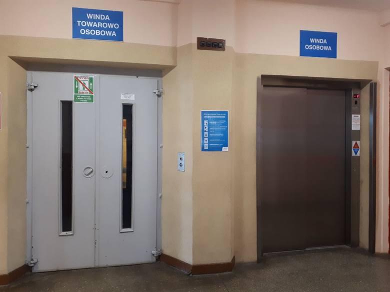 Wymiana windy zakończy się przed końcem listopada tego roku.