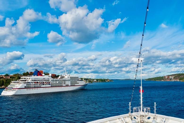 Europa 2: pasażerski kolos zawinął do portu w Gdyni. Zobacz jaki jest ekskluzywny (zdjęcia)