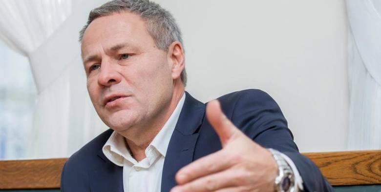 Mediana wynagrodzenia brutto Rafała Bruskiego, prezydenta Bydgoszczy to 12 250 zł miesięcznie.