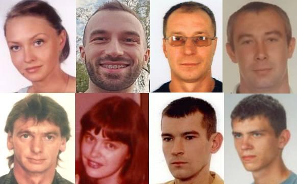 Oto Polacy, którzy zaginęli za granicą [ZDJĘCIA, NAZWISKA]