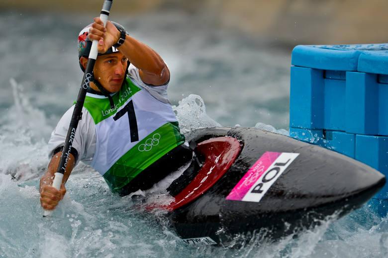 Mateusz Polaczyk na igrzyskach w Londynie zajął 4. miejsce. Marzenia o medalu olimpijskim może zrealizować najwcześniej za cztery lata