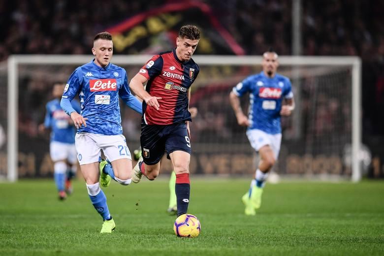 Data transferu: 1 lipca 2018 Kwota transferu: 4,5 mln euro Debiut: 11 sierpnia 2018 (mecz z Lecce - 4 bramki) Bilans łączny: 21 meczów, 19 bramek W tym