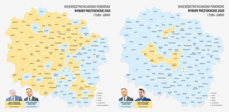 Dlaczego Andrzej Duda wygrał w zdecydowanej większości gmin w województwie?