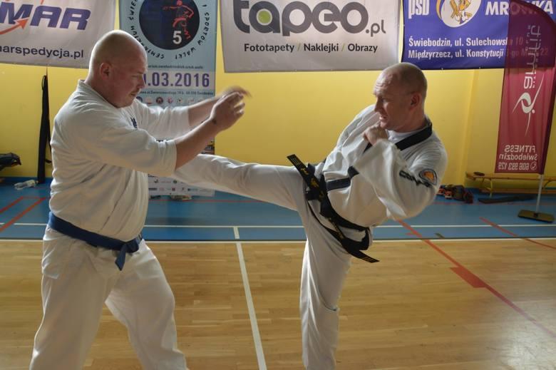 seminarium Świebodzińskich Sztuk i Sportów Walki