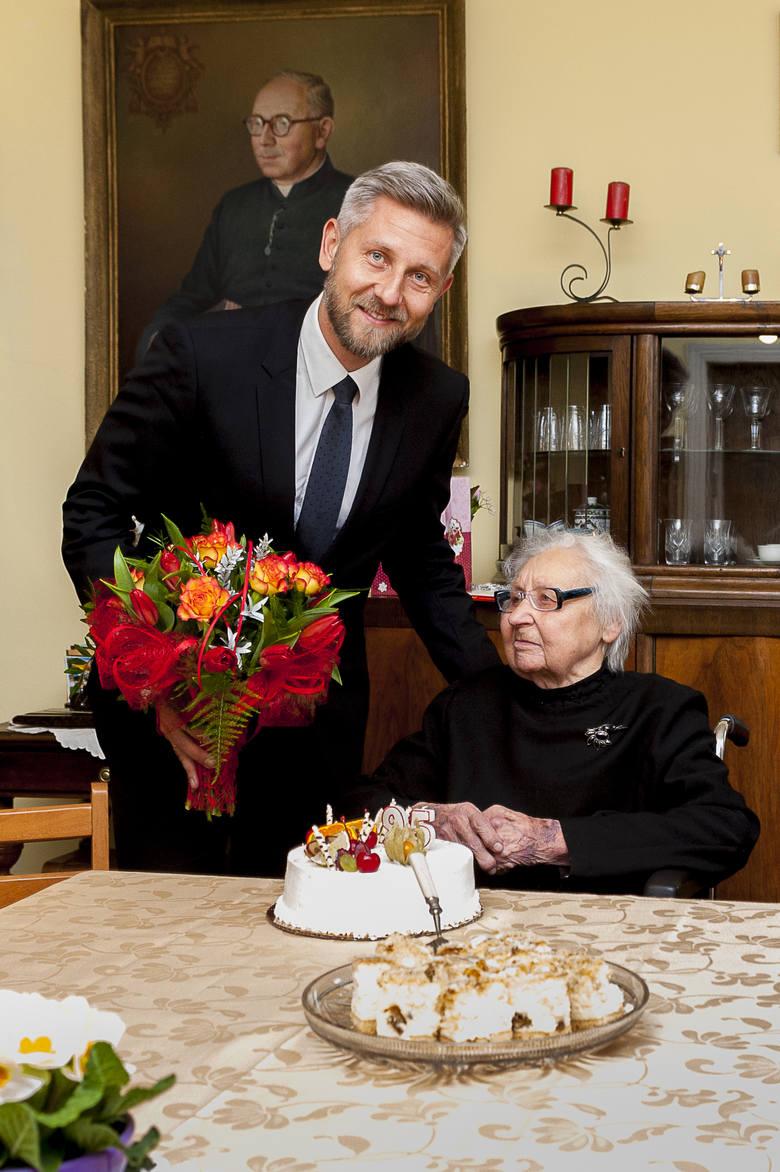 95 lat skończyła ostatnia żyjąca w Zgierzu uczestniczka Powstania Warszawskiego