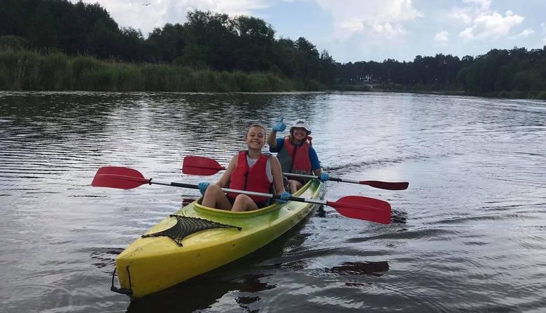 Wodne Ochotnicze Pogotowie Ratunkowe z Radomia, Kozienickie Centrum Rekreacji i Sportu oraz miejscowy Uczniowski Klub Sportowy Aquator zorganizowały
