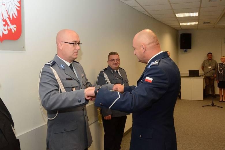 Zastępca komendanta mazowieckiej policji odwołany