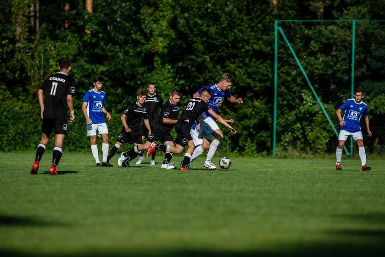 Mecz 1/32 Regionalnego Pucharu Polski KS Grabówka - Czarni Czarna Białostocka
