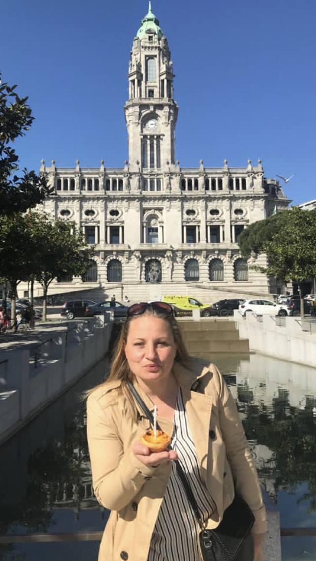 Patrycja Bielska do Couto z Torunia, przewodniczka po Portugalii