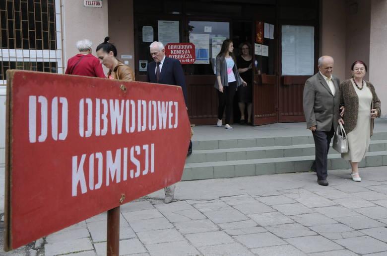 Wybory Parlamentarne w Bydgoszczy. Gdzie głosować? Dowiesz się w naszej galerii.