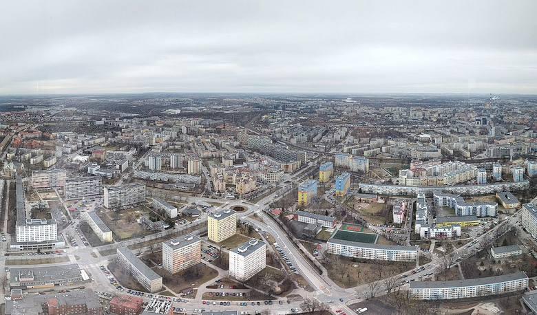 Gdzie we Wrocławiu lepiej nie wychodzić po zmroku, a gdzie można czuć się bezpiecznie? Oto ranking wrocławskich osiedli pod względem liczby wykroczeń,