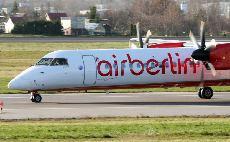 Air Berlin złożył wniosek o upadłość