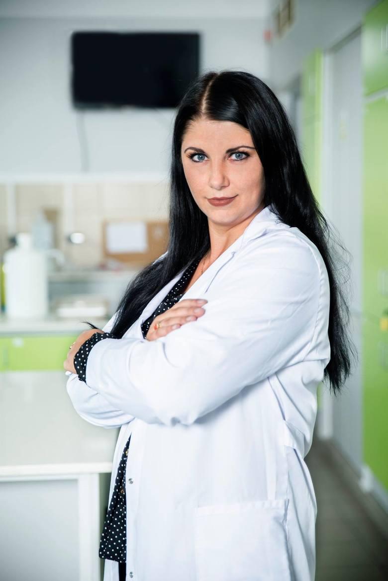 """Dr hab. inż. Agnieszka Sobczak-Kupiec, profesor nadzwyczajny Politechniki Krakowskiej, zdobywczyni tytułu """"Wynalazczyni Roku 2017"""""""