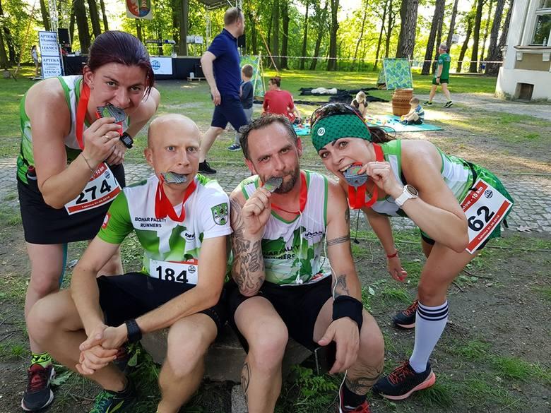 Ekipa Bohar Palety Runners będzie bardzo widoczna na trasie Drużynowego Winobraniowego Biegu o Puchar Gazety Lubuskiej.