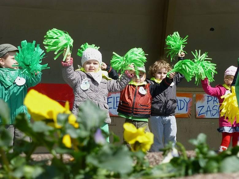 Festyn z okazji Dnia Ziemi w inowrocławskich Solankach [zdjęcia]