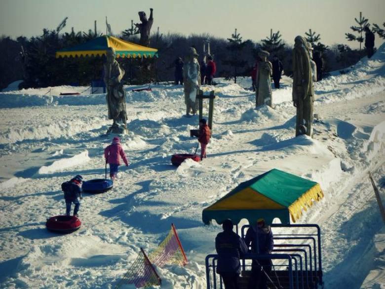 Stok narciarski w Gogołowie [WYCIĄGI I TRASY]