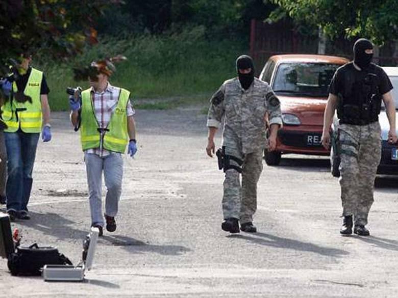 Strzelanina w Tyczynie. Zmarła kobieta postrzelona przez sąsiada
