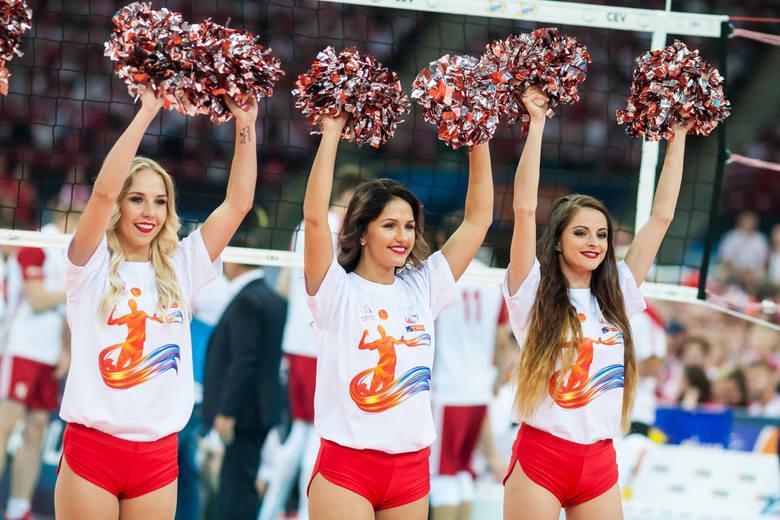 Piękne polskie cheerleaderki. Trudno oderwać od nich wzrok [galeria zdjęć]