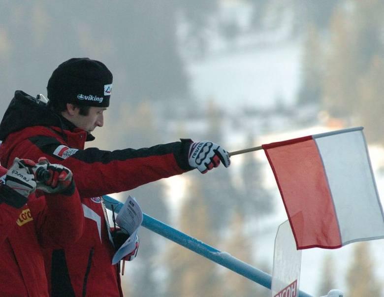 Łukasz Kruczek nie mógł być zadowolony ze skoków biało-czerwonych w Willingen.