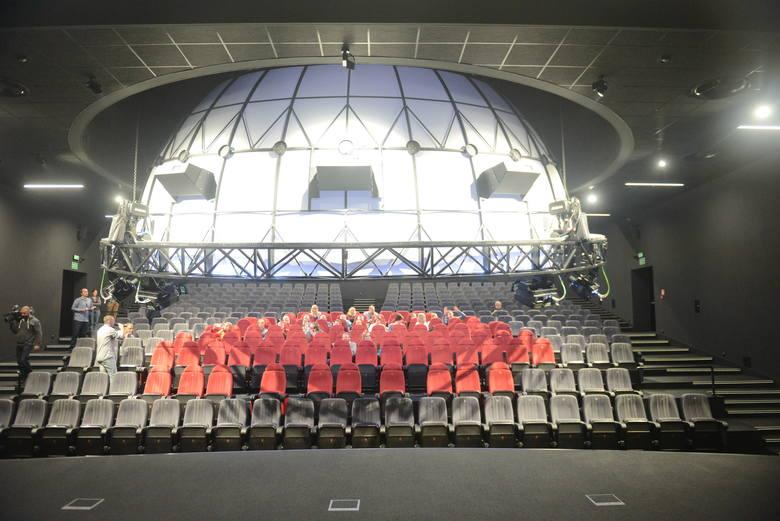 Centrum Nauki Keplera - Planetarium Wenus powstało w byłym, kultowym kinie Wenus
