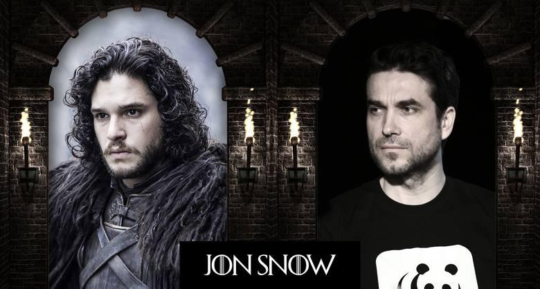 Jon Snow: Marcin Dorociński