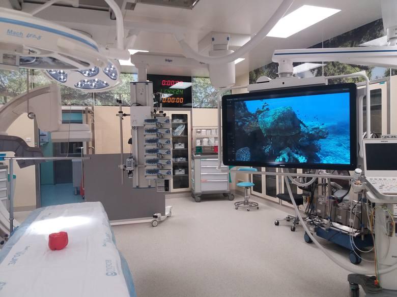 Sala hybrydowa do operacji serca za 17 mln zł. Szpital nie ma kontraktu z NFZ na zabiegi, które się na niej wykonuje