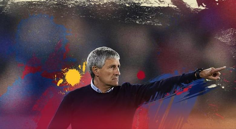 Quique Setién, nowy trener FC Barcelony