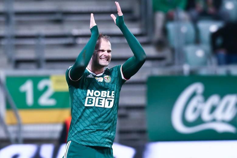 Filip Raicević odchodzi ze Śląska Wrocław