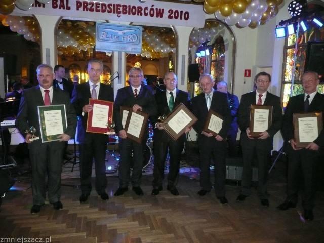 Pozostali laureaci to firmy: Slican, Belma Accessories Systems, Belma Narzędzia, Ebud-Przemysłowka, Zeto oraz Urząd Wojewódzki w Bydgoszczy, Kujawsko-Pomorska