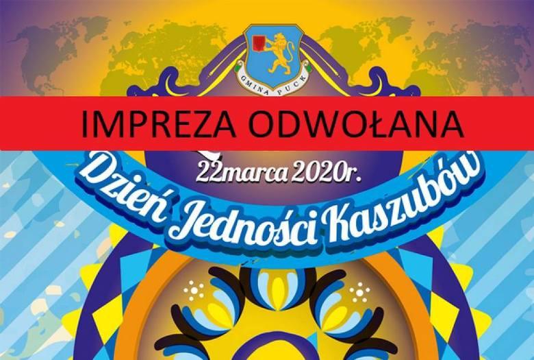 Koronawirus w Polsce. Dzień Jedności Kaszubów 2020 w Leśniewie odwołany. W powiecie puckim spotkanie Kaszubów przełożone