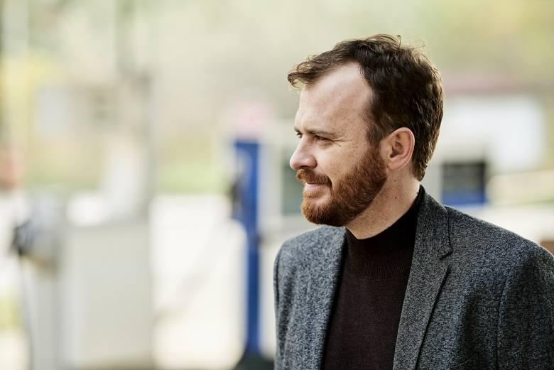Wojciech Chmielarz: Gliwice są dla mnie ważne. Miasto mnie ukształtowało