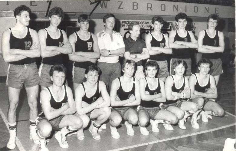 Kapslami zaskoczył Gwardię Wrocław. Trener legenda bydgoskiego basketu