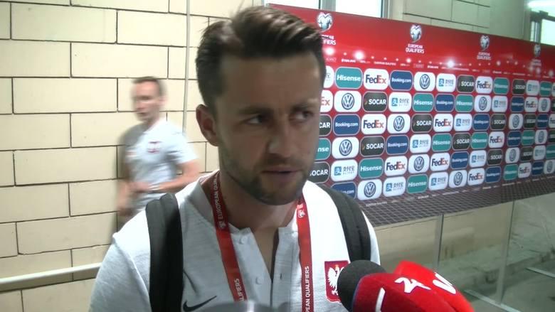 Łukasz Fabiański po meczu Macedonia - Polska: Musimy uszanować przeciwnika
