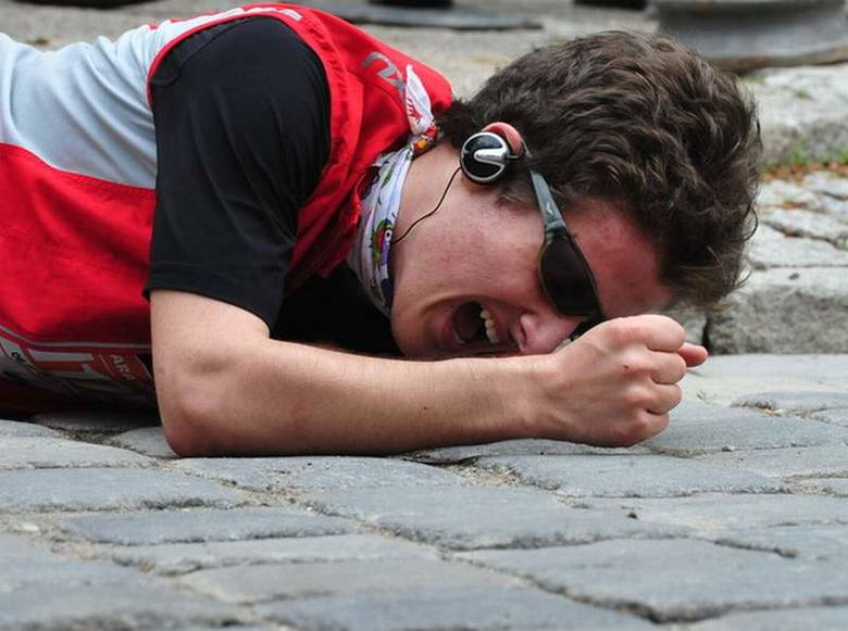 Maraton Opolski 2012. Zobaczcie zdjęcia i film z trasy biegu