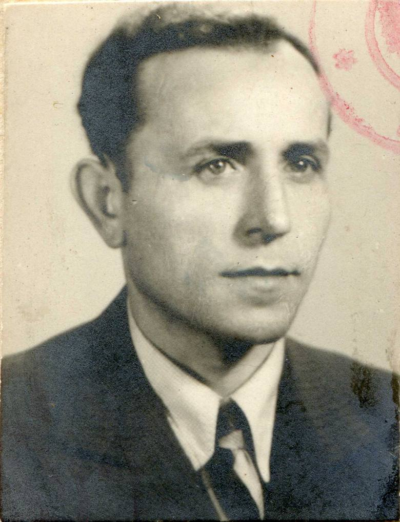 Deportowany Georg Kołaczek