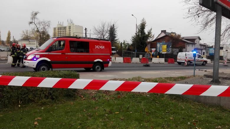 Udało się uszczelnić gazociąg na ulicy Żółkiewskiego w Toruniu. Przywrócono ruch samochodowy w obu kierunkach.Przypomnijmy. Przed godziną 14 przy ul.