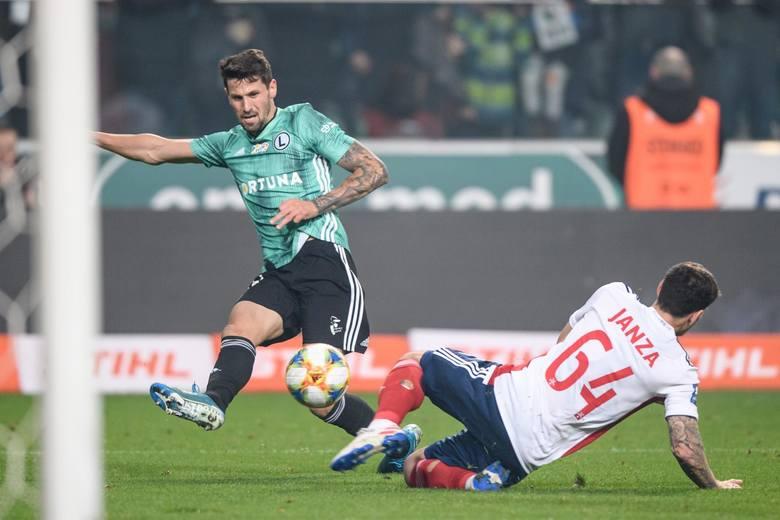 Legia odpłaci się Pogoni jako dobrze działająca maszyna? Tomasz Sokołowski: Wszystkie tryby zaczęły działać