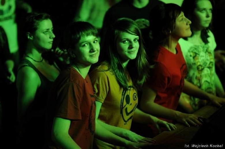 Koncert charytatywny dla Kacpra Koziola