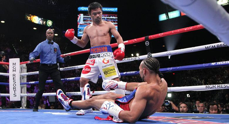 Rekord: 62-7-2, 39 KONarodowość: FilipinyWiek: 40Waga: półśrednia (do 66,7 kg)Tytuły: WBA Super
