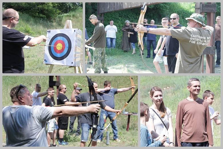 Łucznictwo staje się coraz popularniejszeDziewiętnastu uczestników wzięło udział w pierwszym Wiosennym Turnieju Łuczniczym zorganizowanym na strzelnicy