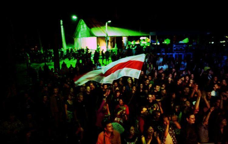 Festiwal Muzyki Młodej Białorusi co roku gromadzi tłumy fanów dobrej muzyki