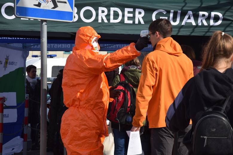 22 lipca Ministerstwo Zdrowia poinformowało o 761 osobach, które są objęte kwarantanną
