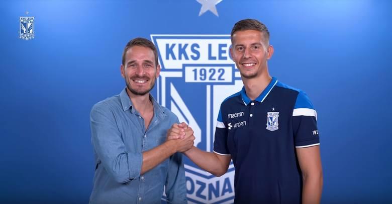 Lech Poznań transfery. Wszystkie TRANSFERY Lecha Poznań na sezon 2019/2020