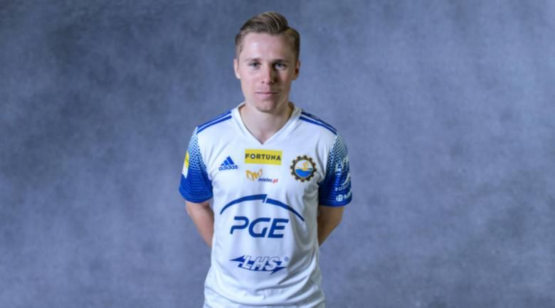 Grzegorz Tomasiewicz przedłużył kontrakt