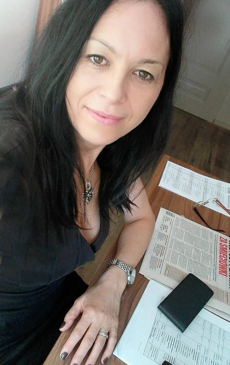 Ewa Kunicka z Teatru Osterwy
