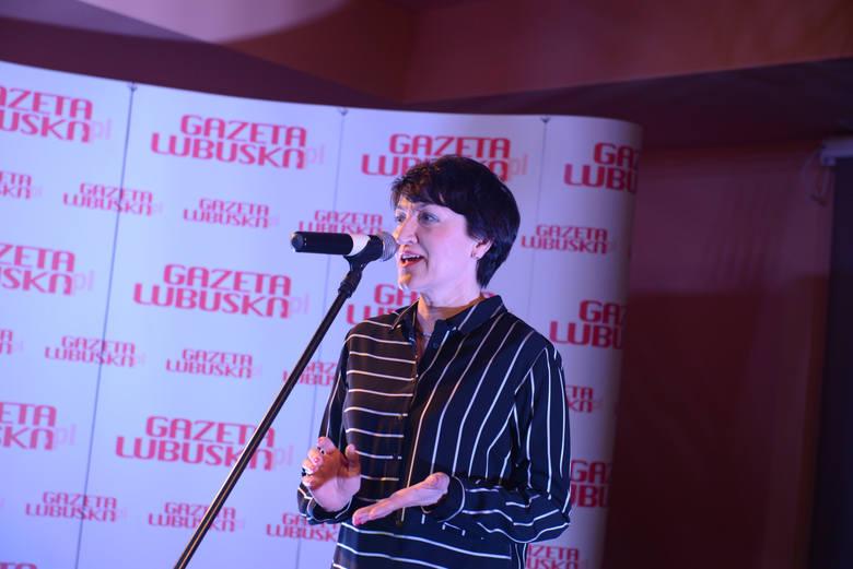 ELŻBIETA POLAKOd 2008 r. wicemarszałek, a od 2010 marszałek województwa lubuskiego. Pierwsza kobieta na tym stanowisku. Rządzi województwem, ale nie